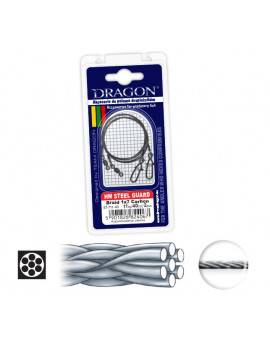 DRAGON STEEL GUARD 1X7 Dragon - 1