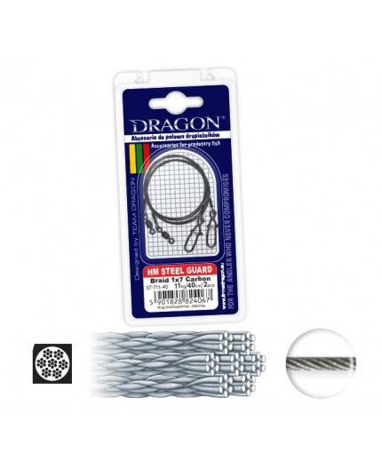 DRAGON STEEL GUARD 7X7 Dragon - 1