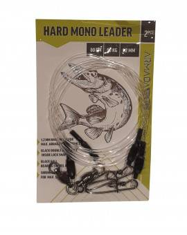 ARMADA HARD MONO LEADER 2PCS 1,2MM