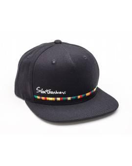 SVARTZONKER FLAT CAP