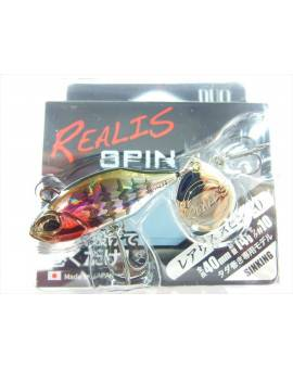 DUO REALIS SPIN40 14G Duo International - 4