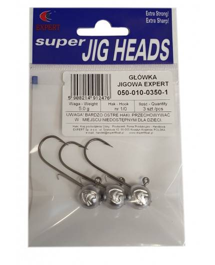 DARTS SLIMLINE JIG HEADS 10G Darts - 1