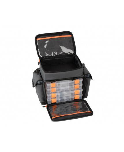 SG LURE SPECIALIST BAG L 6 BOXES