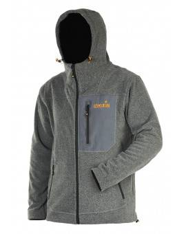 NORFIN FLEECE JACKET ONYX