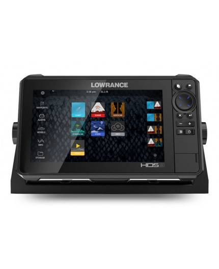 LOWRANCE HDS-9 LIVE - AI 3-IN-1 INKL. GIVARE DEMO