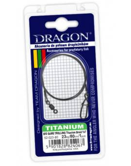 DRAGON CLASSIC TITANIUM LEADER Dragon - 1