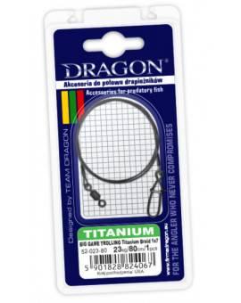 DRAGON TITANIUM 1X7 LEADER