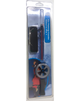 KINETIC ICE FISHING COMBO ABBORRE PRO 1 Kinetic - 1