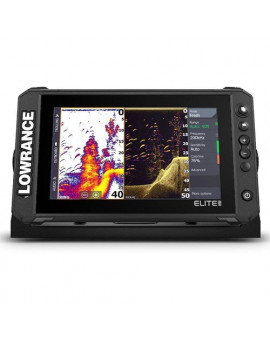 LOWRANCE ELITE FS 9 WITH ACTIVE IMAGING 3-IN-1 Lowrance - 1