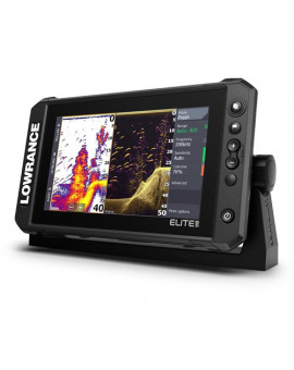 LOWRANCE ELITE FS 9 WITH ACTIVE IMAGING 3-IN-1 Lowrance - 4
