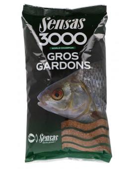 3000 GROS GARDONS 1KG Sensas - 1