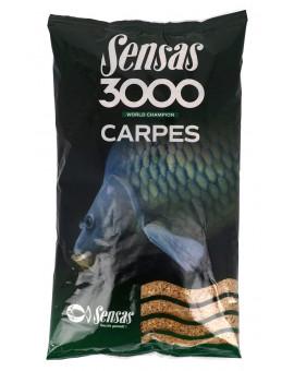 3000 CARPES 1KG Sensas - 1
