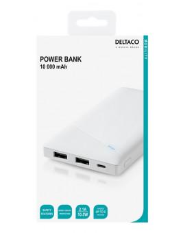 DELTACO POWER BANK 10000mAh  - 4
