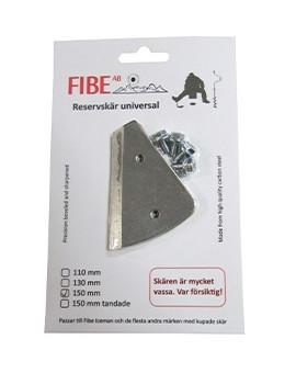 FIBE UNIVERSALSKÄR KUPADE 150MM Fibe - 1