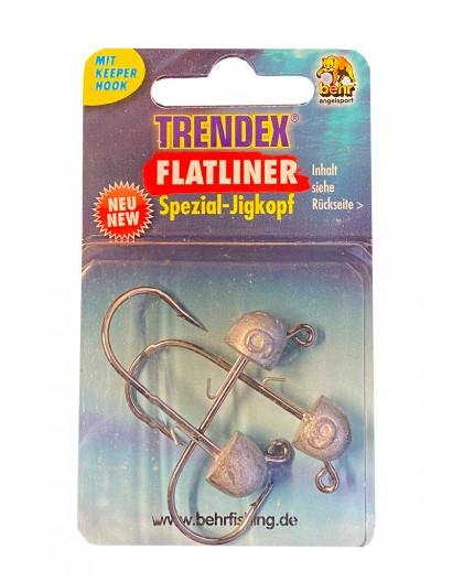 BEHR FLATLINER JIGGHUVUD 6G  - 1
