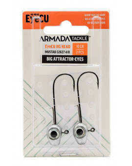 ARMADA EYECU OFFSET JIG HEAD 4/0 Interfiske - 1