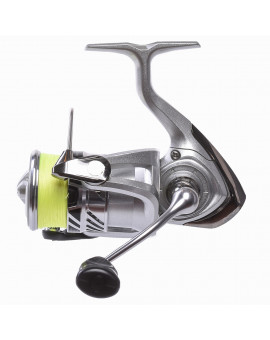 DAIWA CROSSFIRE LT 2500 - J-BRAID 0,19MM Daiwa - 1