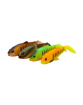SAVAGE GEAR CRAFT CANNIBAL PADDLESHAD 10,5CM DARK WATER KIT Savage Gear - 1