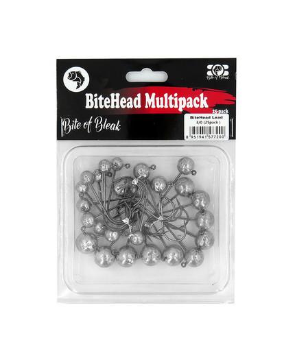 BITE OF BLEAK BITE HEAD MULTIPACK 3/0 Bite of Bleak - 1