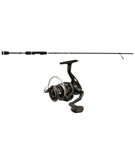 "13 FISHING FATE BLACK HASPEL COMBO 8'6"" 40-130G 13 Fishing - 1"