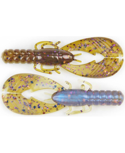 """XZONE 3.25"""" MUSCLE BACK FINESSE CRAW XZone - 10"""