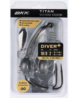 BKK TITAN DIVER+ Bkk - 1