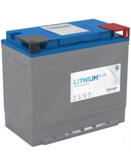 DISCOVER BLUE LITIUM 25,6V 100Ah 2560Wh  - 1