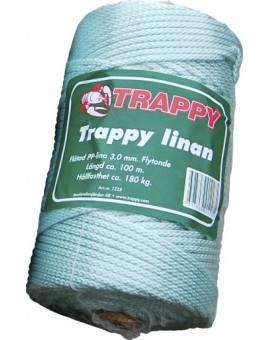 TRAPPY LINAN FLYTANDE 3MM - 100M  - 1