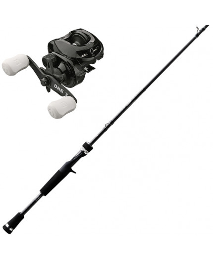 "13 FISHING FATE BLACK SPINN COMBO 6'6"" 10-30G 13 Fishing - 1"