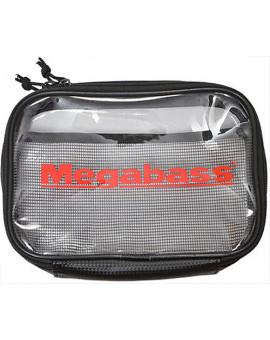 MEGABASS CLEAR POUCH MEDIUM Megabass - 1