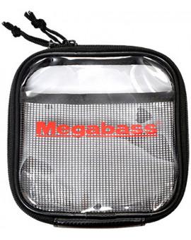 MEGABASS CLEAR POUCH SMALL Megabass - 1