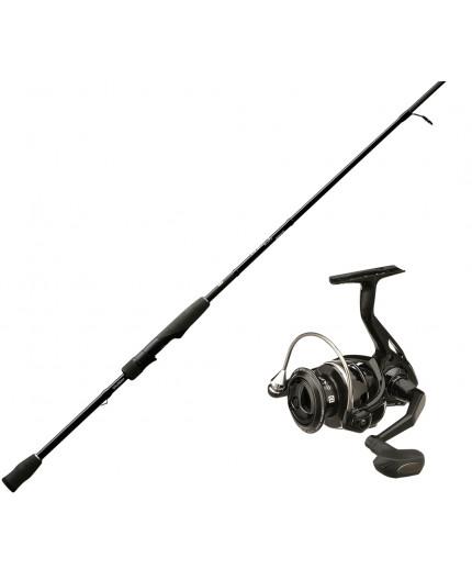 """13 FISHING DEFY 6"""" 3-15G+CREED X 2000 13 Fishing - 1"""