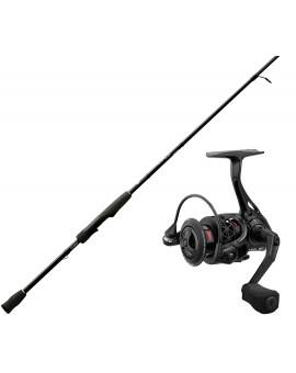 """13 FISHING DEFY 8"""" 10-30G+CREED GT 4000 13 Fishing - 1"""