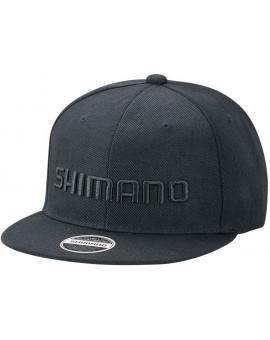 SHIMANO FLAT CAP REGULAR BLACK Shimano - 1