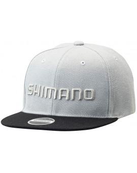 SHIMANO FLAT CAP REGULAR LIGHT GRAY Shimano - 1