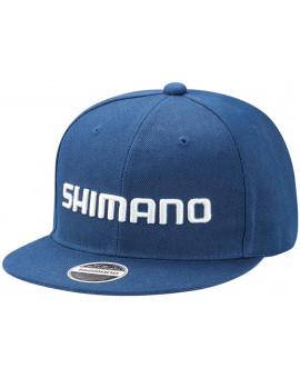 SHIMANO FLAT CAP REGULAR NAVY BLUE Shimano - 1