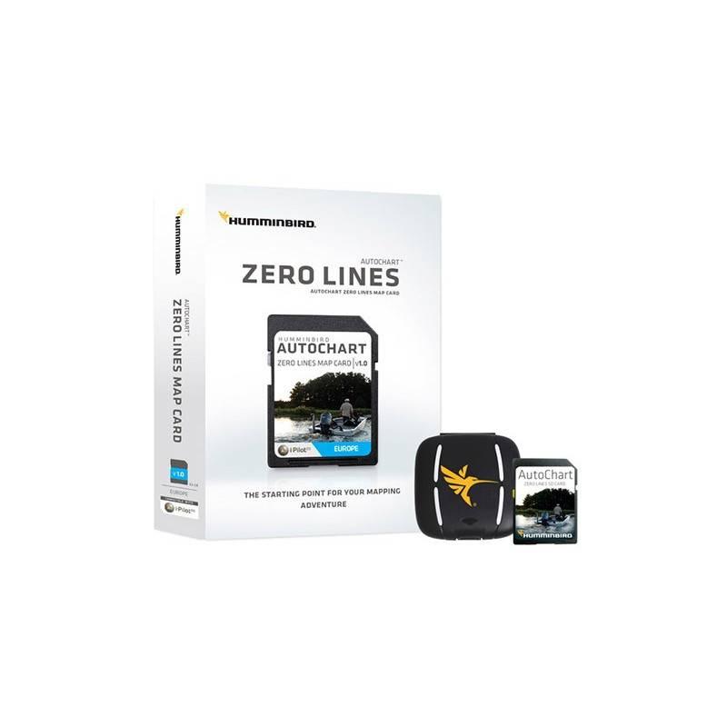 HUMMINBIRD AUTOCHART ZERO LINES Humminbird - 1