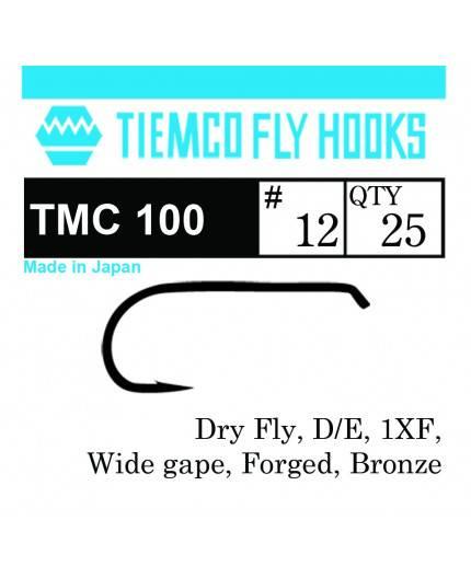 TIEMCO 100 DRY FLY