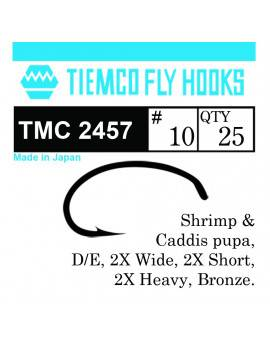 TIEMCO 2457 SHRIMP/CADDIS