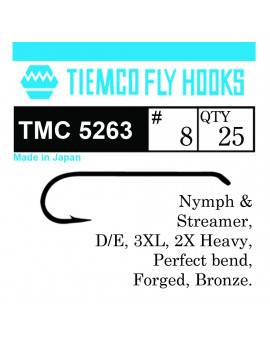 TIEMCO 5263 NYMPH & STREAMER