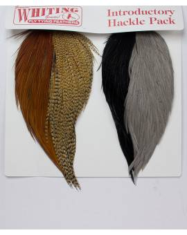 WHITING HACKLE PACK Fly Dressing - 2