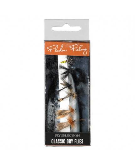 FLY SELECTION CLASSIC DRY FLIES