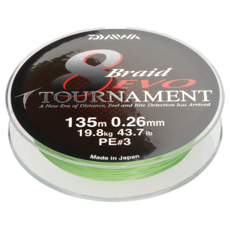 DAIWA PRO TOURNAMENT 8 LINE