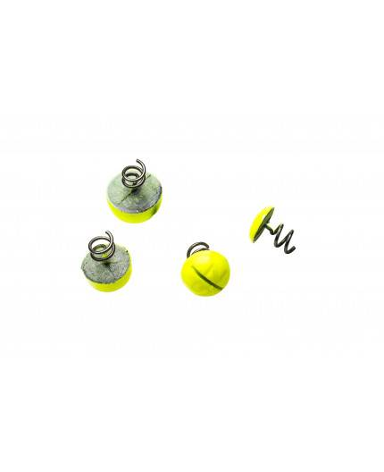 SVARTZONKER SCREW-IN-DOT YELLOW Svartzonker - 1
