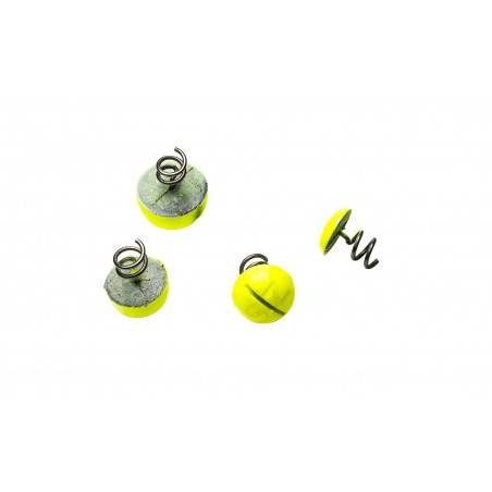 SVARTZONKER SCREW-IN-DOT YELLOW