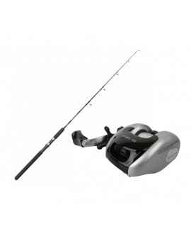 OKUMA G-FORCE PIKE HEAVY + RT PIKE PRO 2000