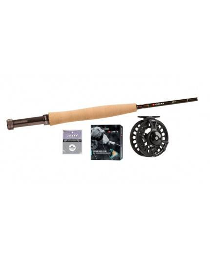 GREYS GR30 TROUT COMBO 9´ 5