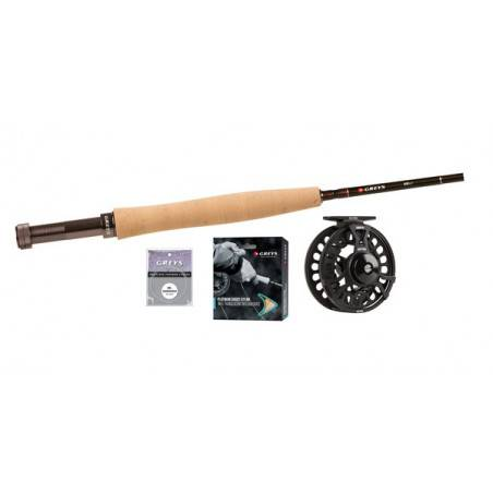 GREYS GR40 TROUT COMBO 9´ 5