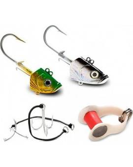GIANT SHAD RIGGING KIT  - 1