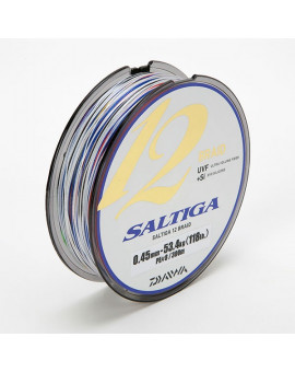 DAIWA SALTIGA 12 BRAID 0,30MM